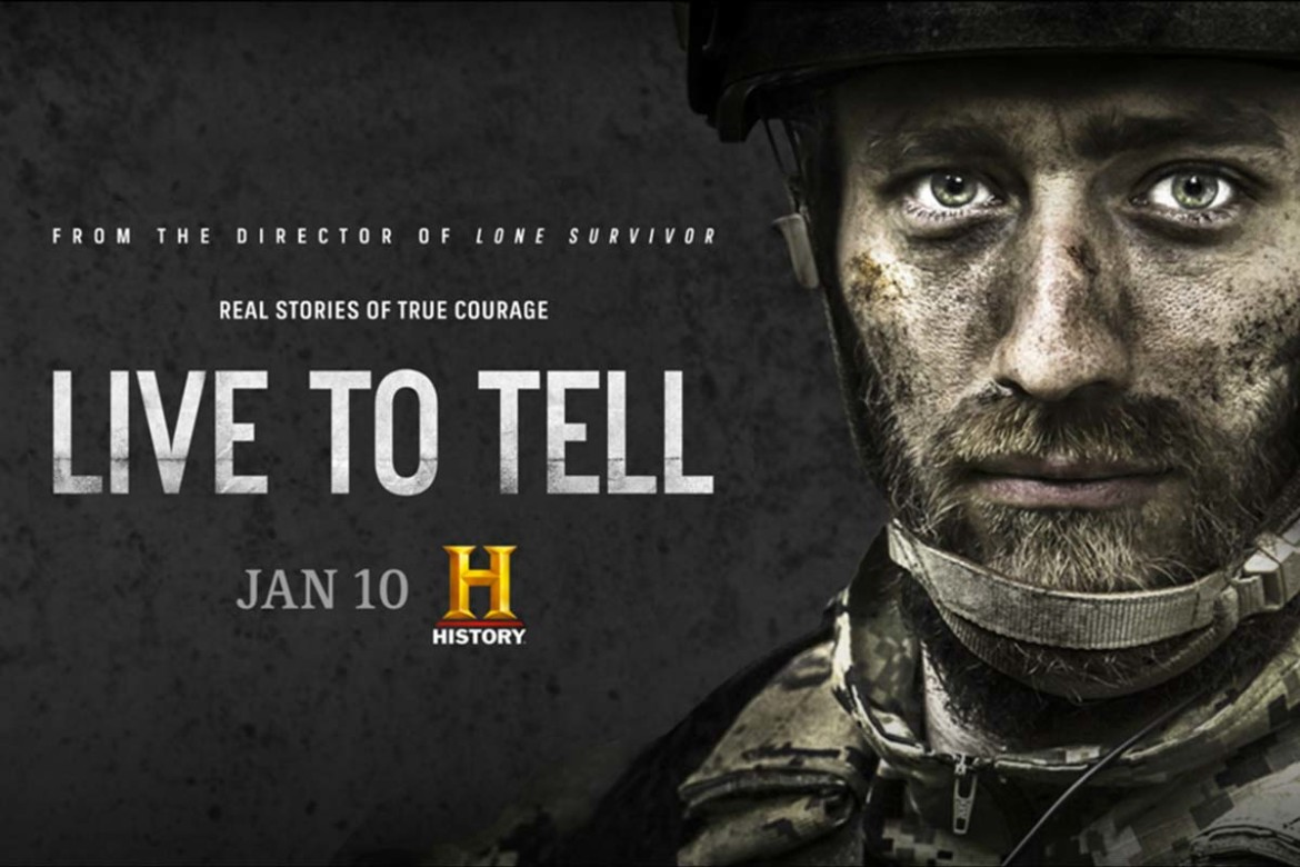 Live to Tell Docudrama TV Series on History Channel